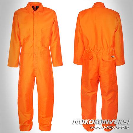 jual seragam wearpack, baju kerja lapangan, beli baju safety di moko.co.id dengan model baju wearpack terbaru