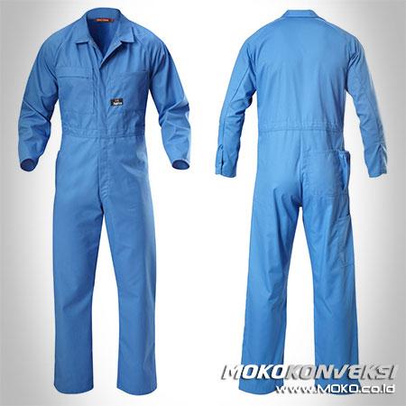 jual baju coverall murah, baju keselamatan kerja, seragam kerja lapangan, pemesanan baju kerja online di moko.co.id