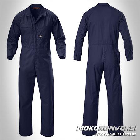 harga baju coverall, wearpack pertamina, wearpack bengkel, beli wearpack di moko.co.id