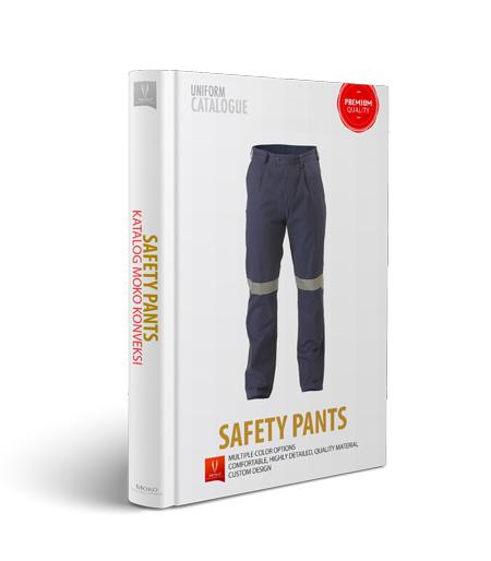 supplier celana wearpack / celana safety moko konveksi