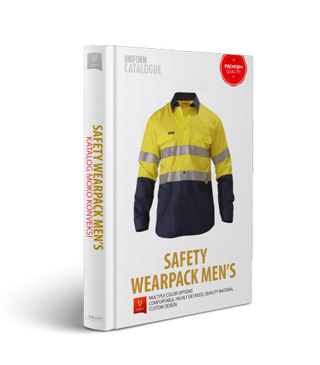 supplier baju wearpack safety moko konveksi